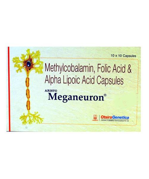 MEGANEURON-CAPSULE-10'S