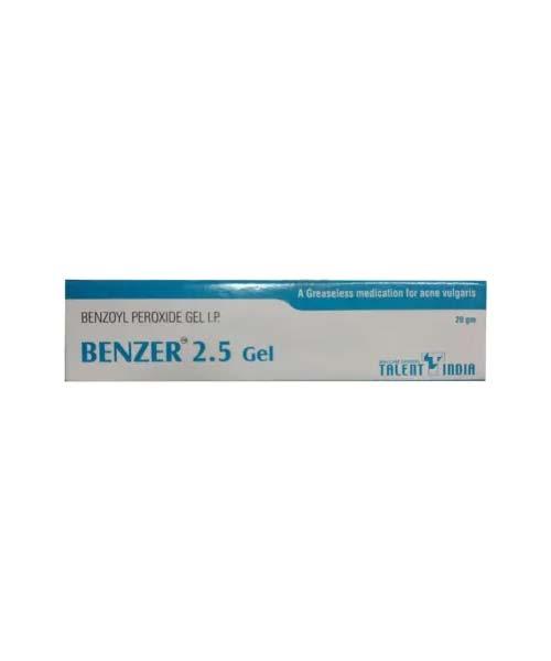 BENZER-2.5-%-GEL