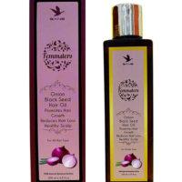 Gans Onion Black Seed Hair Oil