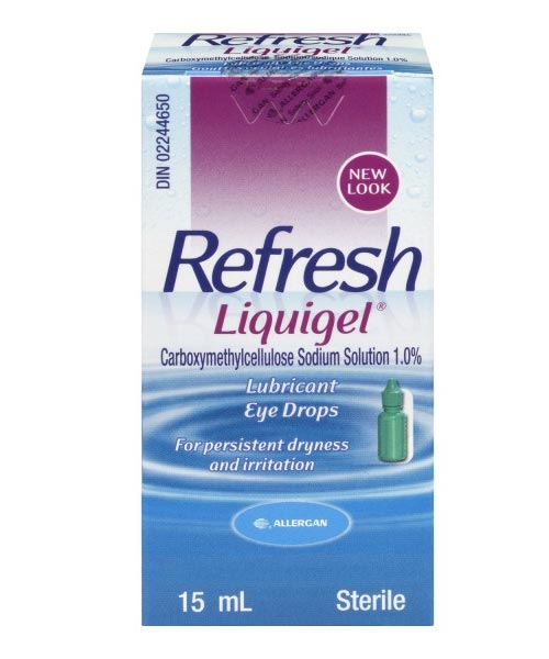 REFRESH-LIQUIGEL-------------------------------------------------------------------------------10ML