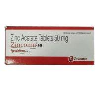 zinconia 50 tabs 10's