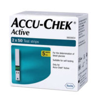 Accu-Chek Active Blood Glucose