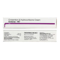 Crotolax HC Cream