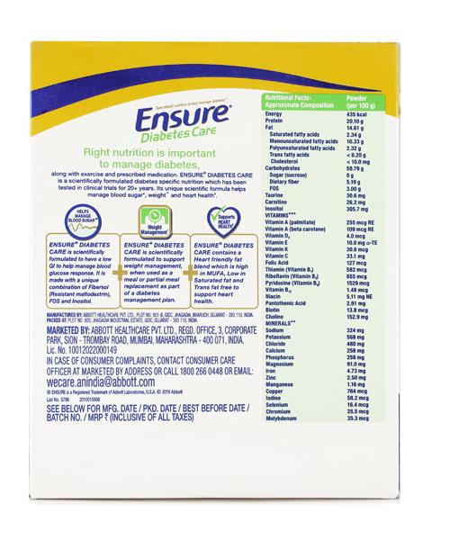 Ensure-Diabetic-Choco-200-gm-2
