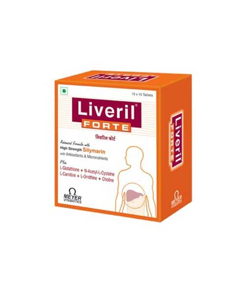 Liveril-Forte-Tablet