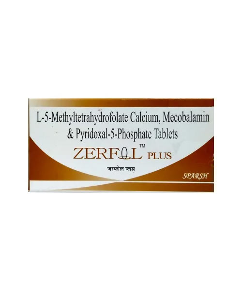 Zerfol-Plus-Tablet