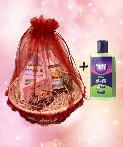 Mamaearth Baby Skin & Hair Care Gift Hamper