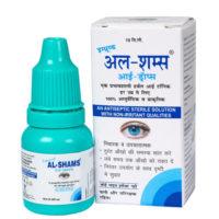 AL-Shams Eye Drops
