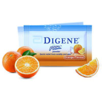 Digene Fizz Orange