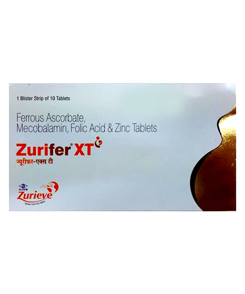 Zurifer-XT-Tablet