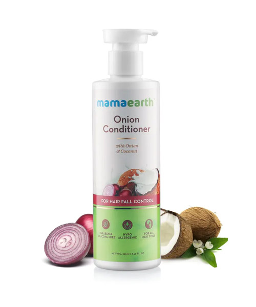 MamaEarth Onion Conditioner