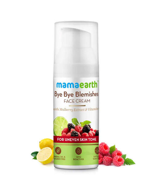Mamaearth-Bye-Bye-Blemishes-for-pigmentation,-sun-damage-&-spots-correction-30-ml