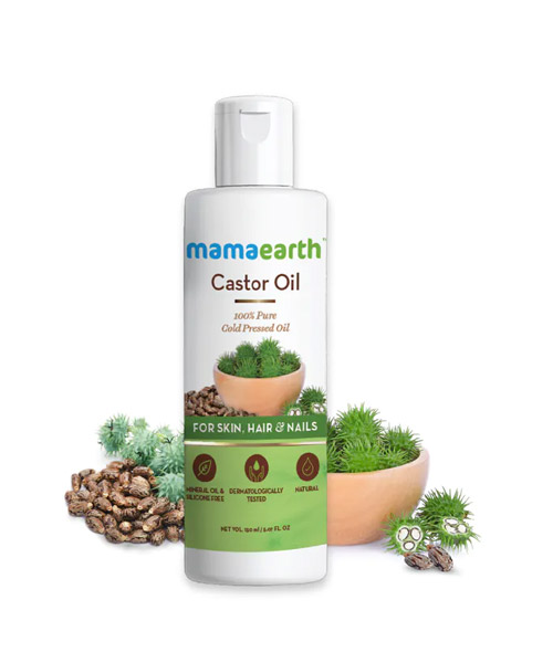 Mamaearth-Castor-Oil-150ml-Pack-Of-2