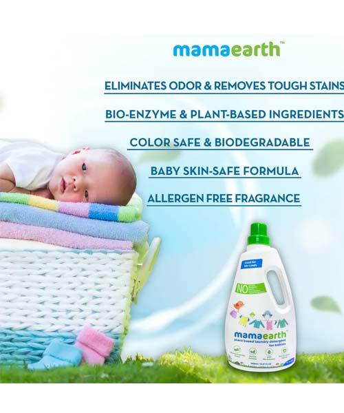 Mamaearth's-Plant-Based-Baby-Laundry-Liquid-Detergent,-1000ml-3