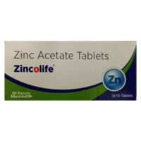 Zincolife Tablets