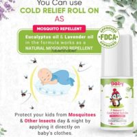 BabyOrgano Natural Cold Relief Roll on 7