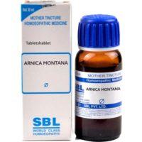 sbl arnica montana mother tincture q
